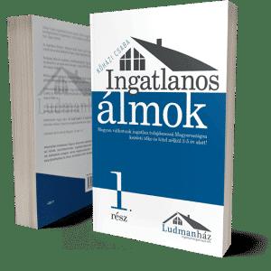 Kőházi Csaba: Ingatlanos álmok könyv